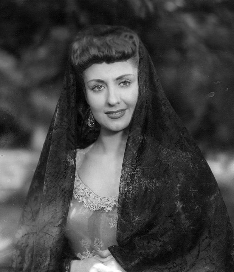 Maria Antonieta PONS (11 Juillet 1922 / 20 Août 2004)