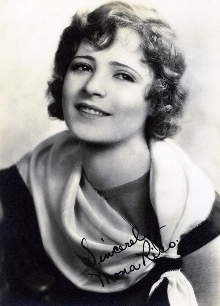 Mona RICO (15 Juillet 1907 / 15 Juillet 1994)