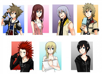 ♥ Citation Kingdom Hearts