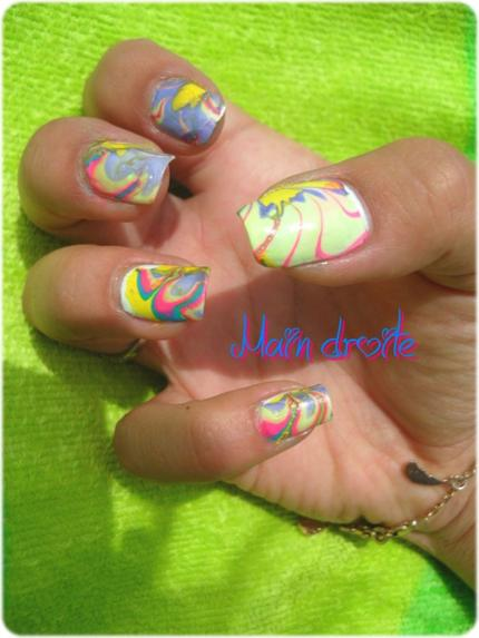 2eme Water Marble