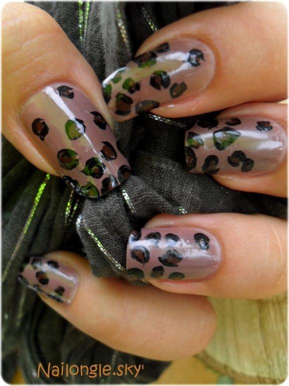 Grrr leopard
