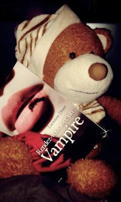 .  Rendez-vous avec un vampire - Lucienne Diver.
