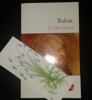 . Le père Goriot - Honoré de Balzac .
