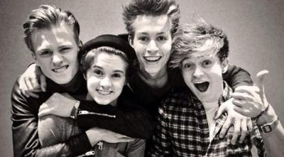 The Vamps ~ She Was The One