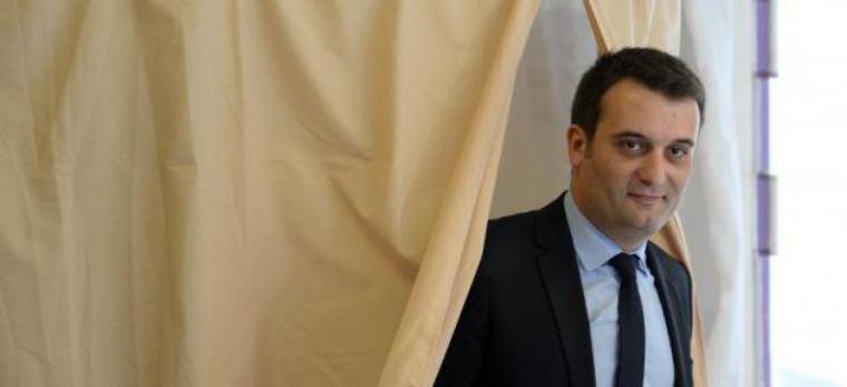 Florian Philippot du FN réclame 50.000 euros de dommages et intérêts à Closer ...