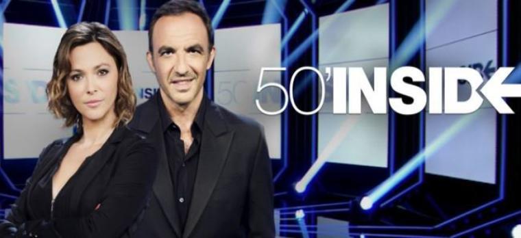 """""""50 mn inside"""" va faire une rétrospective de l'année 2014 le 3 janvier prochain sur TF1 ..."""