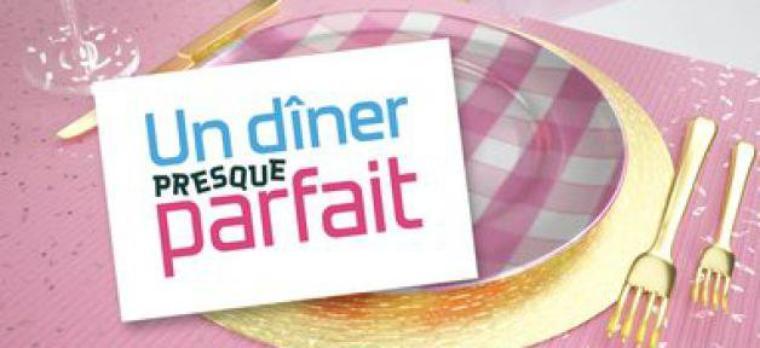 """""""Un dîner presque parfait"""" entre 17h10 et 18h10 à partir du 5 janvier sur W9 ..."""
