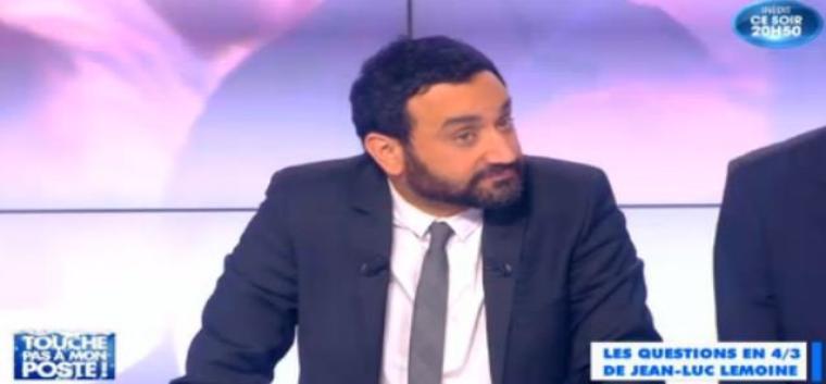 Touche pas à mon poste: Cyril Hanouna part en vacances devant plus d'1.3 million de téléspectateurs sur D8 ...