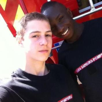 ♥ Le plus joli métier du monde: Sapeur Pompier <3