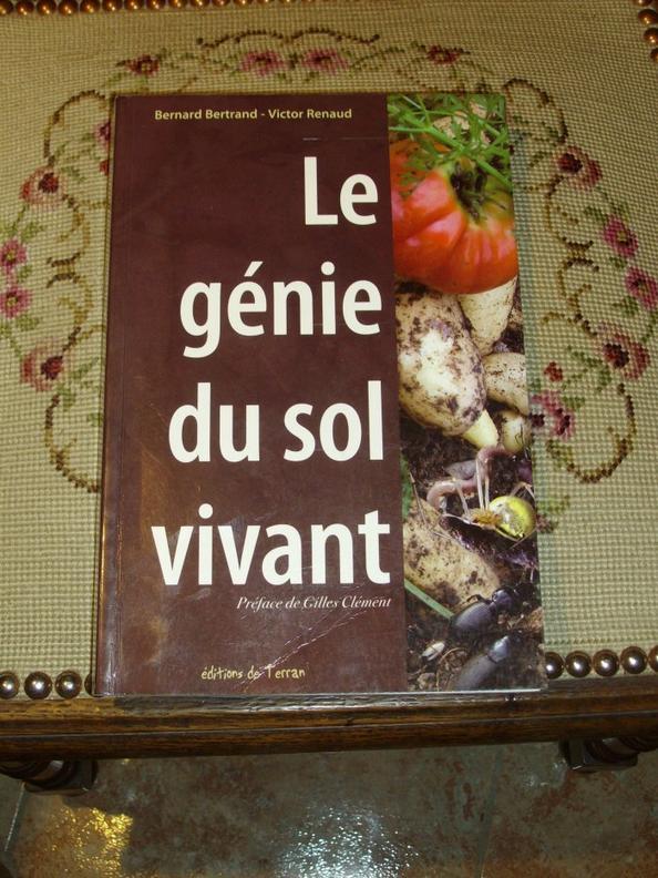livre de référance sur le génie du sol vivant