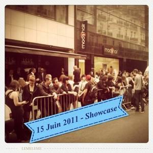 Souvenirs Gaga Paris 13 au 15 Juin 2011