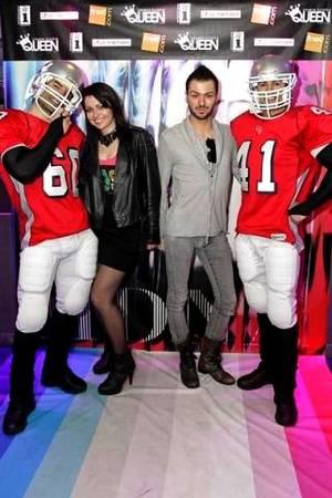 Soirée de lancement de MDNA au Queen #Madonna