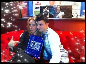 Avec Anne Bernex - Comédie des Boulevards - 14 Juin 2012