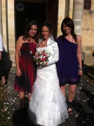 Mariage Mélanie & Lionel - 15 Septembre 2012