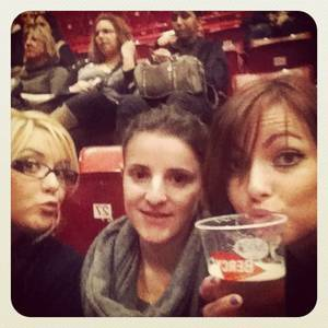 JLo à Bercy / 16 Octobre 2012