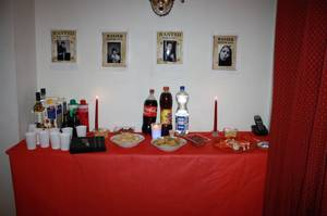 My Birthday Party - 01 Decembre 2012