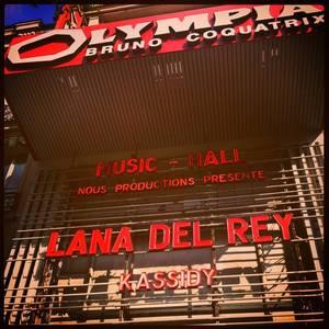 Lana Del Rey à l'Olympia - 28 Avril 2013 #1