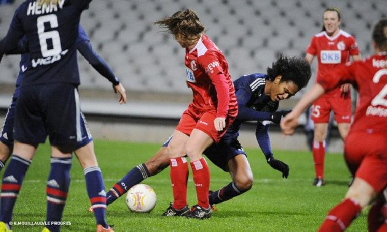 WCL: Olympique Lyonnais - Postdam
