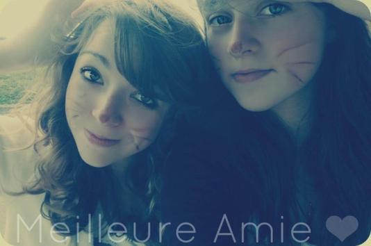 Nina & moi