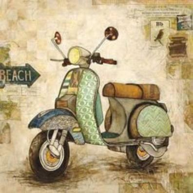 PHOTOS ET IMAGES DE VESPA Offertes par CHRIS 1/4