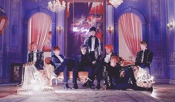 BTS ~ Blood Sweat & Tears