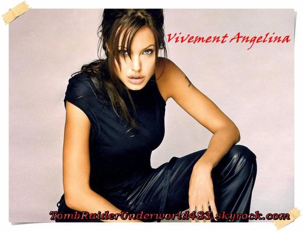 Reportage d'Angelina jolie sur M6 dans 66 minutes 11/03/2012