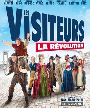 Avis cinéma - Les Visiteurs 3 : La Révolution !