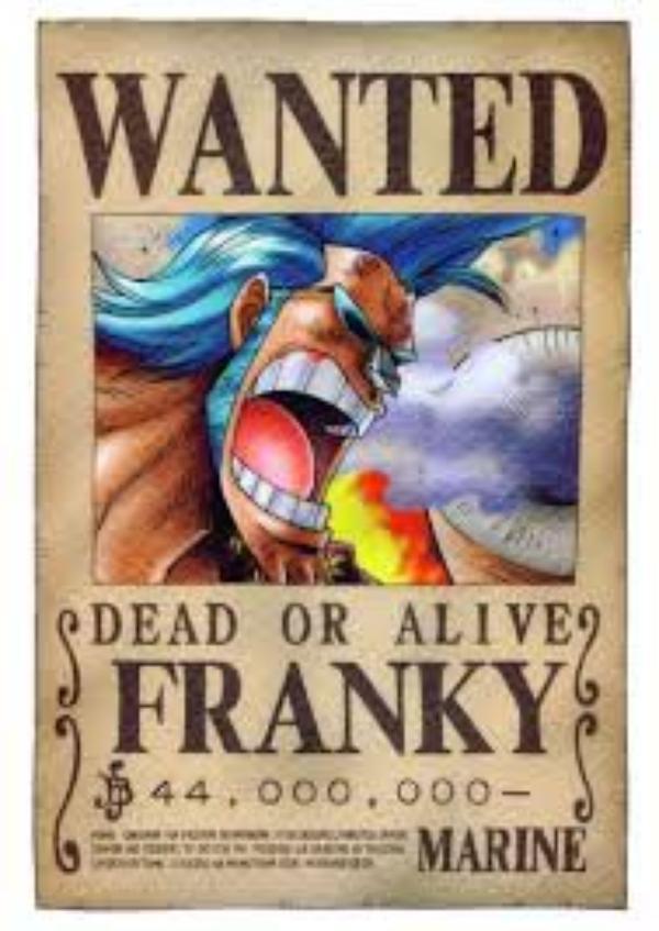 Franky / Cutty Flam