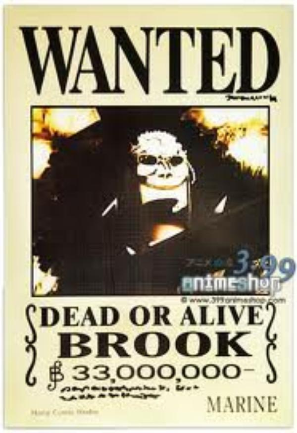 Brook le fredonneur
