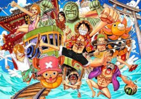 One Piece ♥ 16 ans déjà