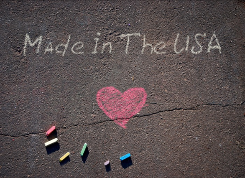 """Made In he USA"" 2,5 millions de vues !"