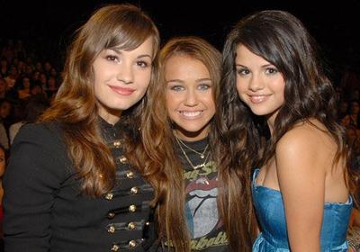 Demi s'est confiée sur le succès de ses amies !