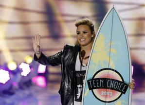 Awards des Teen Choice Award 2013 !