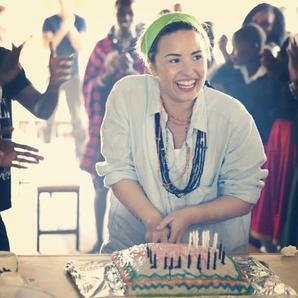 HAPPY BIRTHDAY DEMI !!!