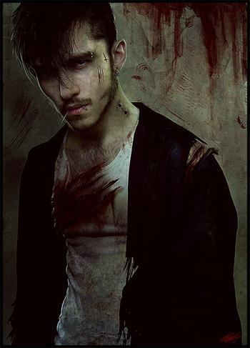 Le vampire : Mâle dominant ou soumis caché ?