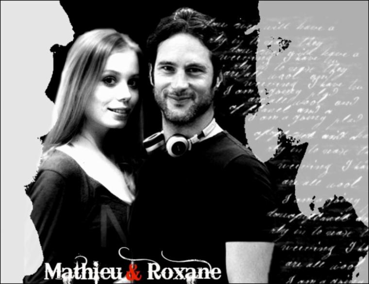 Mathieu & Roxane♥