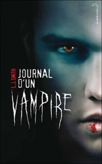 JOURNAL D'UN VAMPIRE (auteur:L.Smith-édition: black moon)