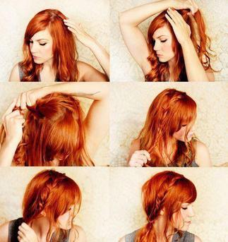 Tuto coiffure ♥ !