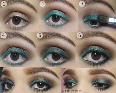 Tuto Make Up  ♥!
