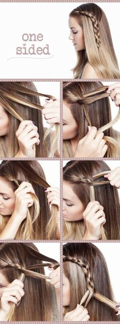 Tuto coiffure 2 ♥ !
