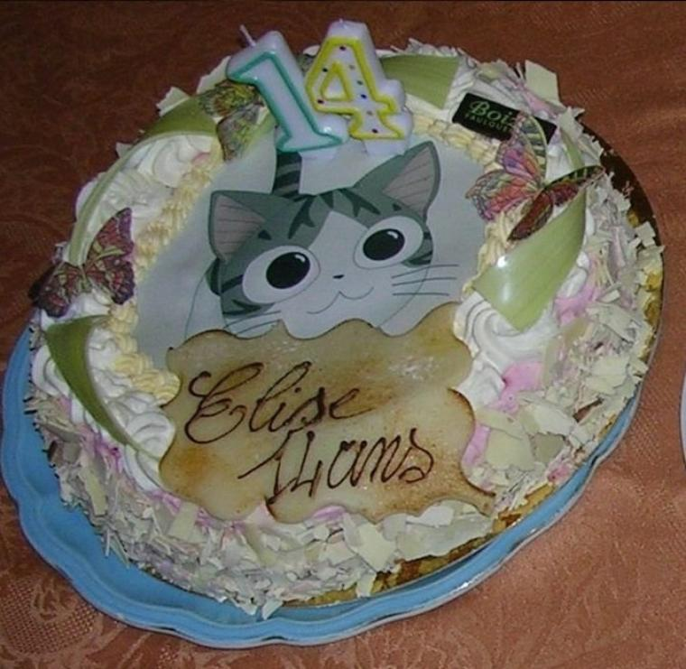 Mon anniversaire!!!