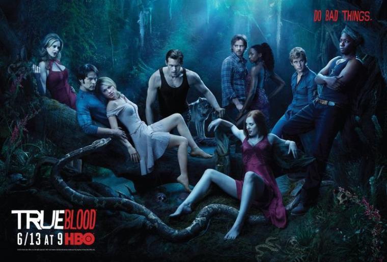ADAPTATION : True Blood (2008)