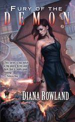 ROWLAND Diana, Kara Gillian, 6 : La fureur du démon