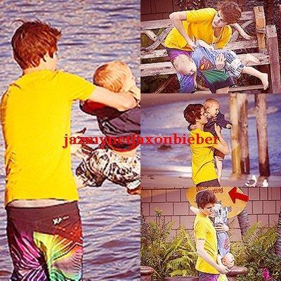 Justin et Jaxon