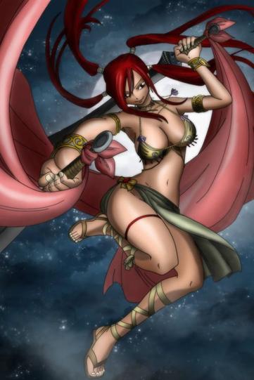 Fairy Tail - Erza Scarlett