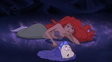 La Petite Sirène - Partir Là-bas