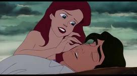 La Petite Sirène - Partir là-bas (reprise) - (1990)