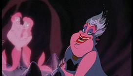 La Petite Sirène - Pauvres âmes en perdition