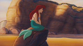 La Petite Sirène - Partir là-bas (final) - (1990)