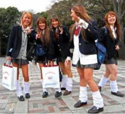 Les modes japonaises!